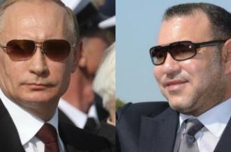Poutine assure que les relations Russie-Maroc vont se renforcer