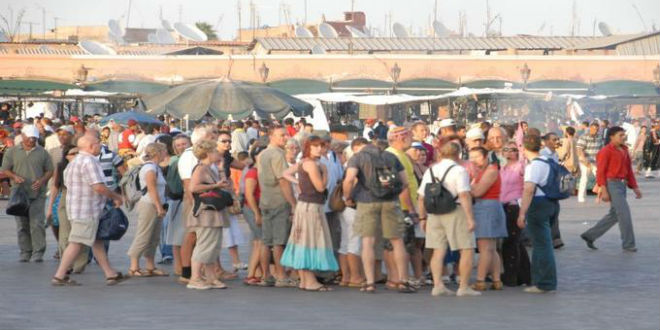La Brigade touristique fait le ménage à Marrakech