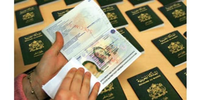 voyage algerie passeport marocain