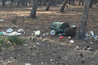 La forêt de Bouskoura est une honte !