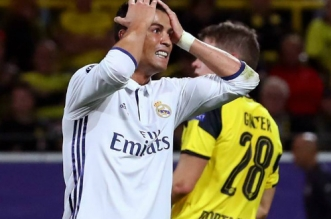 Le Real accroché face à Dortmund (vidéo)