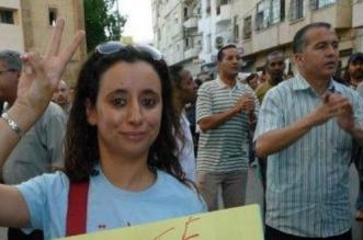 La militante Ibtissam Lachgar une nouvelle fois arrêtée à Rabat