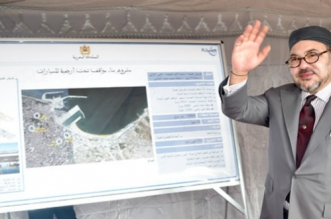 Tanger Métropole: le Roi lance la mise à niveau du quartier «Tanja El Balia»