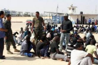 migrants en algérie