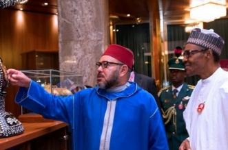 Le message du roi Mohammed VI au président Buhari