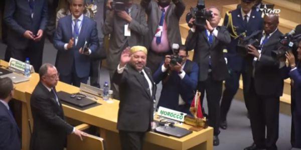 le retour du Maroc à l'Union Africaine