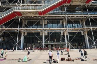 Expo CyTwombly à Beaubourg: quand l'Amérique rencontre le Maroc et la Méditerranée