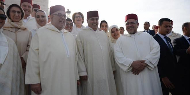Benkirane jette l'éponge — Maroc-Gouvernement