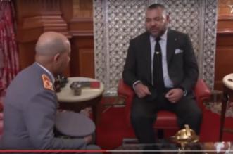 En vidéo: le Roi nomme Abdelfatah Louarak, Inspecteur général des FAR