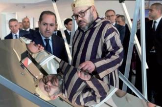 Mohammed VI inaugure la première plateforme d'Afrique dédiée à l'énergie solaire