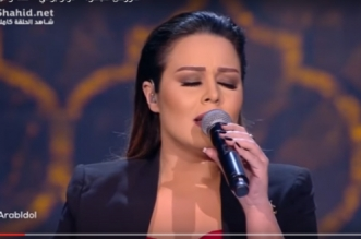 Kaoutar Berrani encore une fois formidable dans Arab Idol (VIDEO)