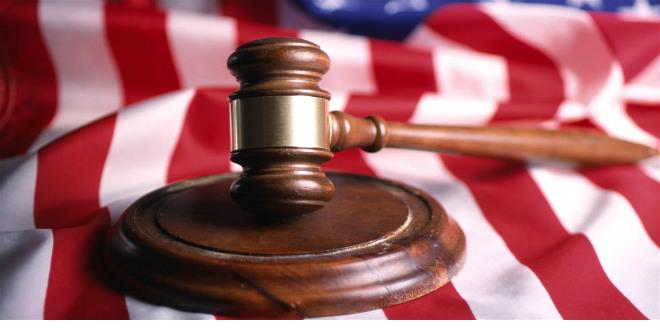 tribunal américain