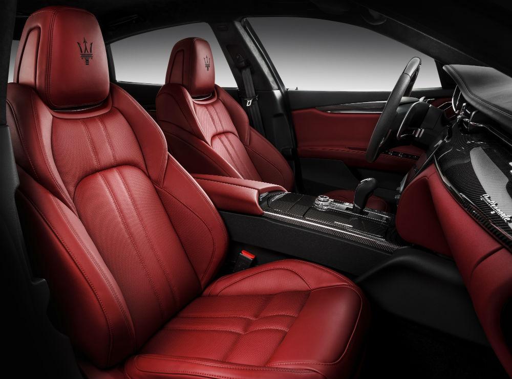 New Quattroporte GTS GranSport_ interior
