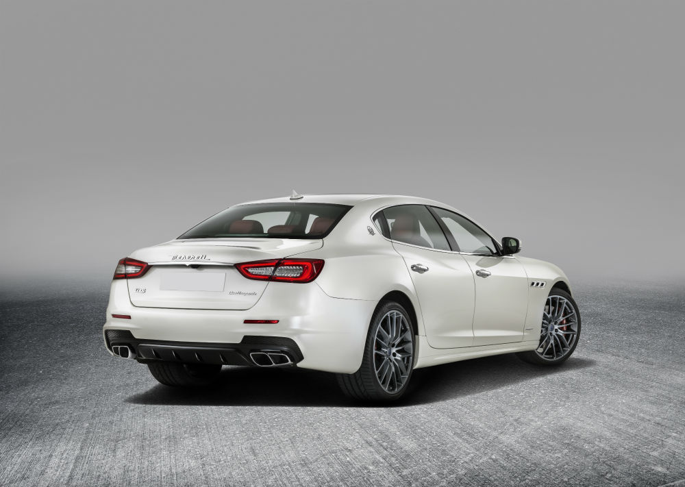 New Quattroporte GTS GranSport_rear