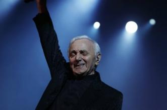 Charles Aznavour, première star du festival Mawazine cette année (VIDEO)