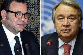 Mohammed VI s'entretient avec le SG de l'ONU au sujet de Guergarate