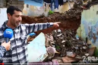 Des Slaouis pleurent leurs biens détruits par les inondations (vidéo)