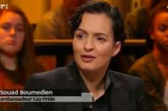 Souad Boumedien, policière, maroco-néerlandaise et ambassadrice de la Gay Pride 2017 (VIDEO)
