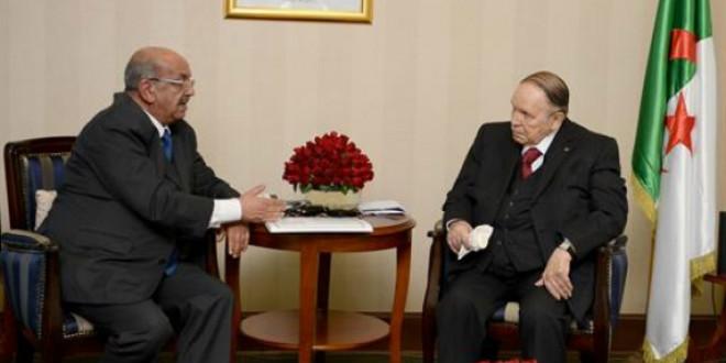 Bouteflika fait une apparition à la télévision algérienne