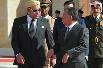 Le roi de Jordanie quitte Rabat au terme d'une visite officielle au Maroc