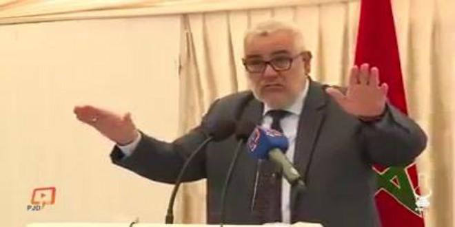 El Othmani tend la main au PAM et à l'USFP — Négociations