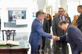Le roi Abdallah de Jordanie a signé le Livre d'Or du Musée Mohammed VI