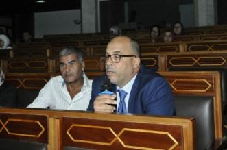 Le député Merdas sur les bancs du parlement (DR)