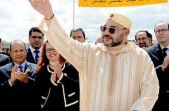 Le Roi lance les travaux de construction de deux centres médicaux dans la région de Rabat