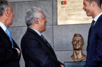 L'aéroport de Madère porte désormais le nom de Cristiano Ronaldo (Photos)