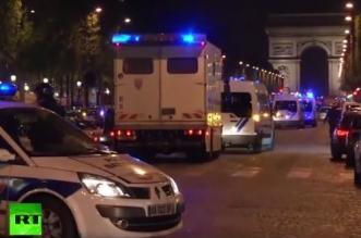 L'attaque des Champs-Elysées à Paris revendiquée par Daesh