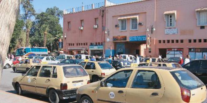 taxis marrakech