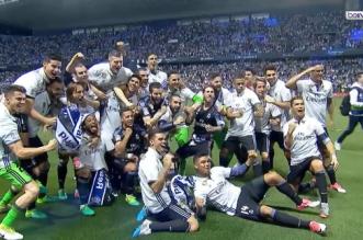 Le Real Madrid est champion d'Espagne (VIDEOS)
