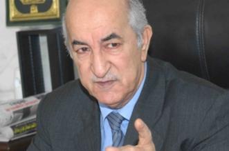 Abdelmajid Tebboune, le nouveau premier ministre de l'Algérie