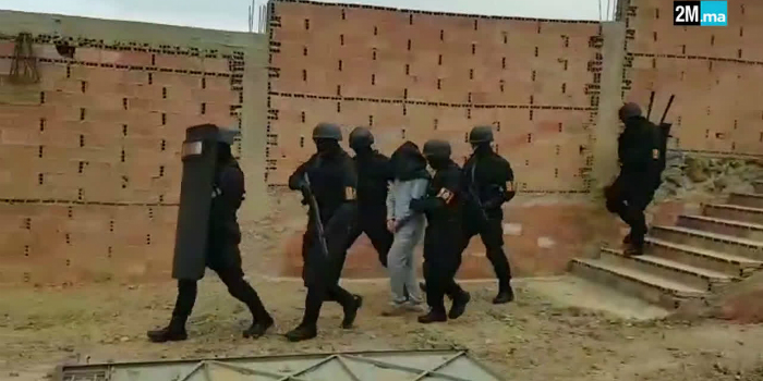 Démantèlement d'une cellule terroriste de quatre membres affiliée à Daesh au Maroc