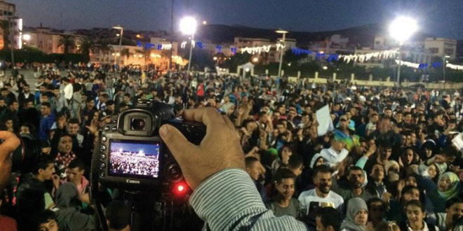 Maroc: heurts à Al-Hoceïma, le leader de la contestation en fuite