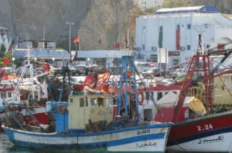 hoceima port