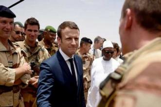 Macron tacle l'Algérie sur les groupes terroristes au Sahel