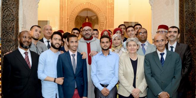 Le Roi Mohammed VI à Fès pour la réhabilitation des anciennes medersas