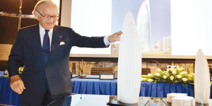 BMCE veut construire la plus haute tour d'Afrique (VIDÉO)