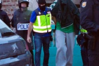 Arrestation d'un terroriste algérien à Melilla