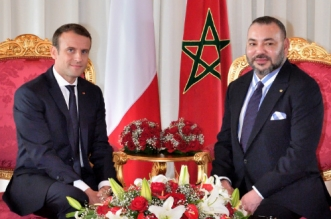 Emmanuel Macron salue la «relation d'exception» entre le Maroc et la France