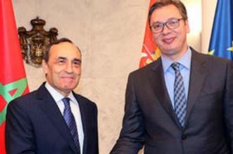 Le Président serbe réitère son soutien à l'intégrité territoriale du Maroc