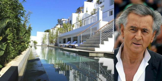 BHL met en vente sa villa de Tanger