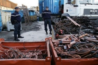 Vols de câbles de Maroc Telecom: 7 personnes sous les verrous