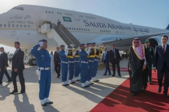 Les premières images du Roi Salmane à Tanger (VIDEO)