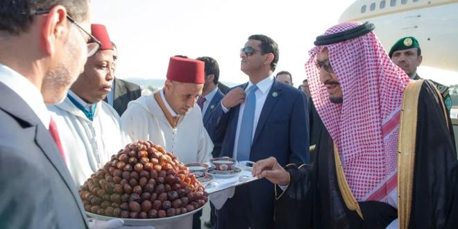 Arrivée du roi Salmane à Tanger pour un séjour privé d'un mois