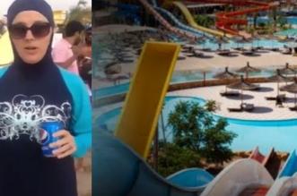 Burkini: Une touriste interdite de nager dans un Aquaparc au Maroc (VIDEO)