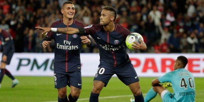 Le but exceptionnel de Neymar contre Toulouse (VIDEO)