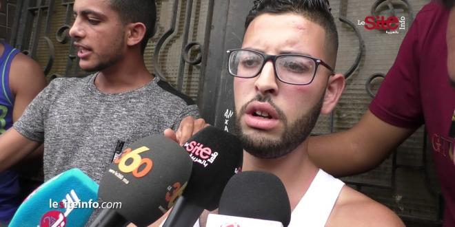 Agression dans le bus: la version des habitants de Sidi Bernoussi (VIDEO)
