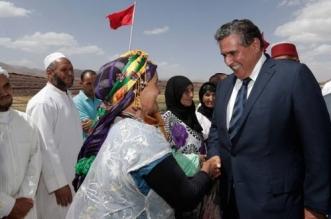Aziz Akhannouch lance d'importants projets agricoles à Tinghir
